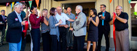 ST PETE HEALTH AND WELLNESS & ACUPUNCTURE HERBAL THERAPIES RIBBON CUTTING CEREMONY 10/17/14
