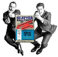 An Evening with The Scatter Brothers